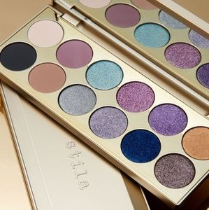 NIB Stila Happy Hour Eyeshadow Palette